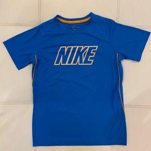 Boys Nike DRI-FIT shirt